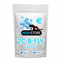 2C-B-FLY 10mg Pellets