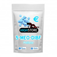 5-Meo-DIBF 50mg Pellets